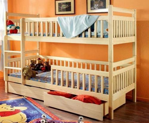 Схема кровать Детская. Что потребуется для изготовления