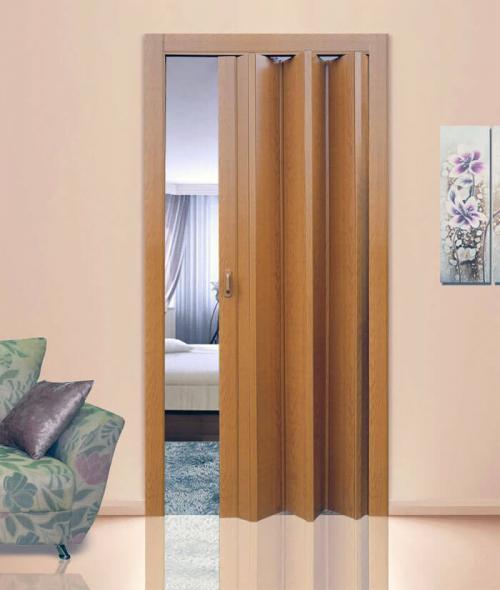 Ремонт двери гармошка. Как сделать складные двери гармошка своими руками?
