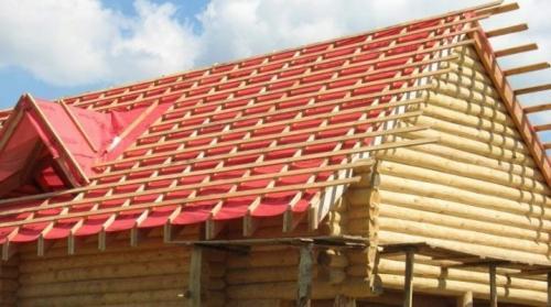 Что определяет шаг обрешетки в конструкции крыши. Обрешетка крыши: что это такое и как правильно ее сделать?