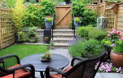 Дизайн маленького участка перед домом. Идеи и варианты ландшафтного дизайна на маленьком участке перед домом