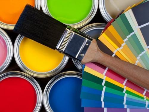 Стеклообои, какой краской красят. Выбор краски и цвета